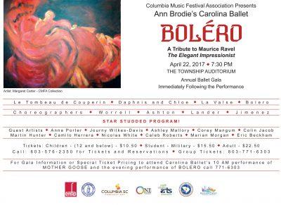 Bolero - A Dance Tribute to Maurice Ravel, The Ele...