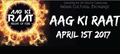 Indian Cultural Exchange presents AAG KI RAAT: Night of Fire