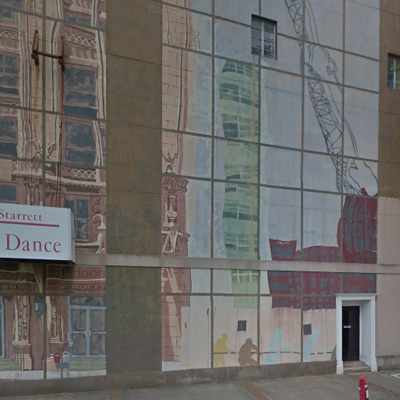 Columbia City Ballet Mural