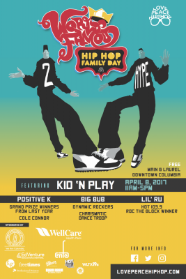 2017 World Famous Hip-Hop Family Day