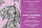 April Showers Art Party