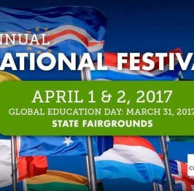 Columbia International Festival 2017