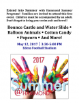 Extend Into Summer