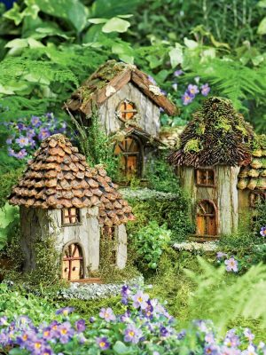 Fairy House and Pizza Party Workshop