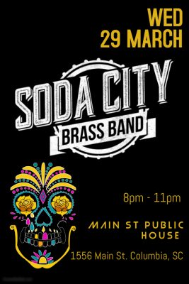 Soda City Brass Band at Public House