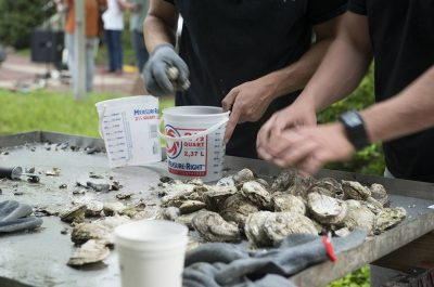 The Contemporaries' Annual Oyster Roast