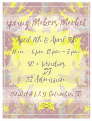 Indie South Fair's Spring Colatown Market