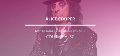 Alice Cooper in Columbia