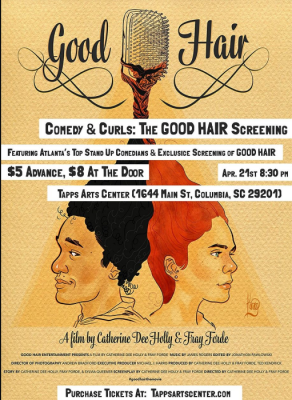 Soda City Stand Up presents: Good Hair