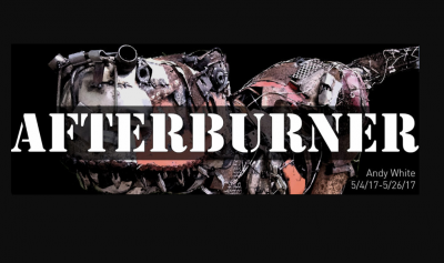 Afterburner: An Exhibition by Andy White