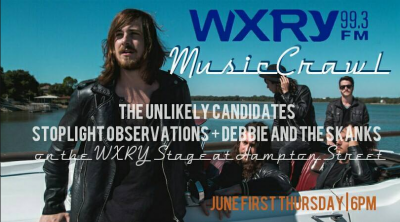 WXRY Music Crawl