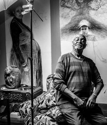 Artist Salon: Meet Tyrone and Hafizah Geter