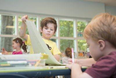 Columbia Museum of Art Summer Camps 2017