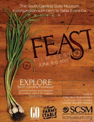 Feast Film Fest at the South Carolina State State Museum