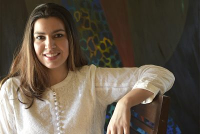 Meet the Artist: Sana Arjumand