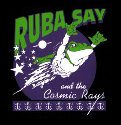 Ruba Say And The Cosmic Rays at New Brookland Tavern