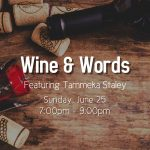 An Evening of Wine & Words