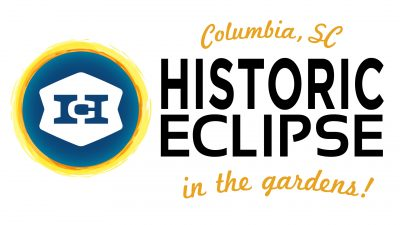 Historic Eclipse in the Gardens