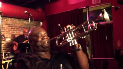 Trumpeter H Wade Johnson Live!