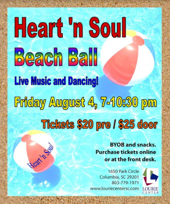 Heart 'n Soul Dance at Lourie Center