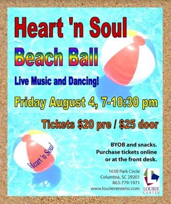 Heart 'n Soul Dance at Lourie Center