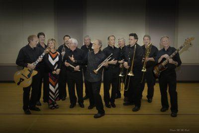 Dick Goodwin Big Band Concert