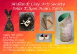 Midlands Clay Arts House Party at Tapp's!