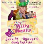 Willy Wonka at Town Theatre