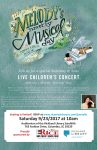 Melody's Mostly Musical Day, Jenny Lin in Concert