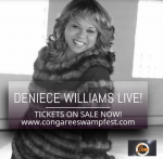 BBQ Blues & Jazz Fest w/ Deniece Williams Live [Congaree SwampFest]