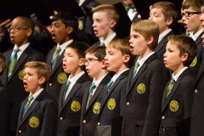 The Georgia Boy Choir