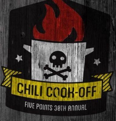 30th Annual Chili Cook-Off