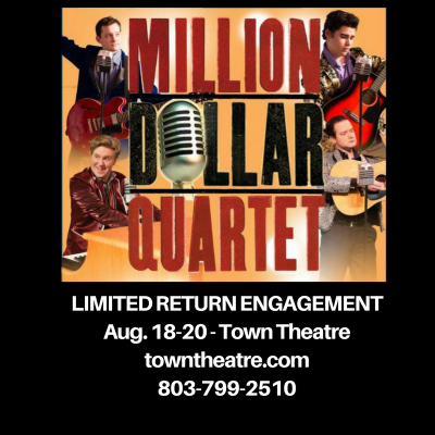 Million Dollar Quartet ENCORE PERFORMANCES