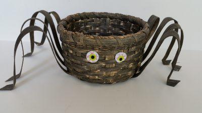 Workshop - Spookie Spider Basket Weaving