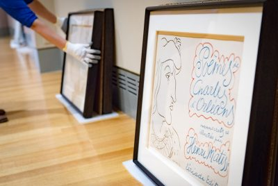 Members' Opening Party for Henri Matisse: Jazz & Poetry on Paper