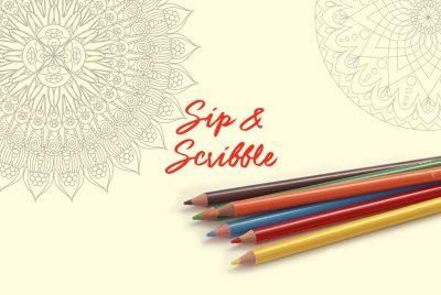 Sip & Scribble with the FAAAC