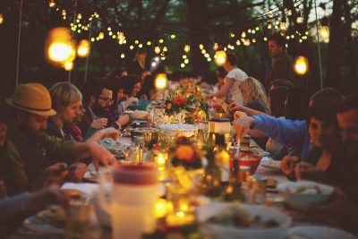 Contemporaries Farm to Table Event