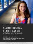 Carolina Flute Guild Alumni Recital