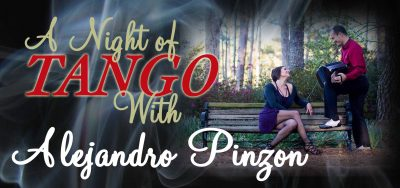 A Night of Tango with Alejandro Pinzon