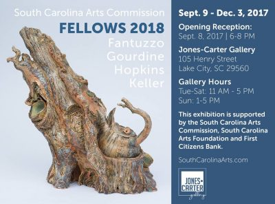 Four Honored Artists Featured in Jones-Carter Exhi...