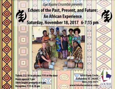 An African Experience at the Lourie Center