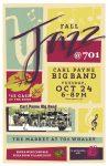 Jazz@701 Whaley with Carl Payne Big Band