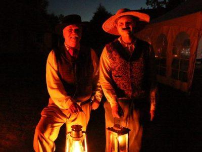 Haunted History Halloween Program