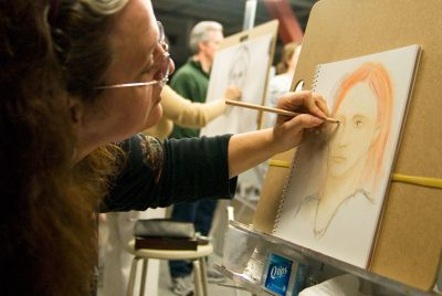 About Face Drawing Sessions