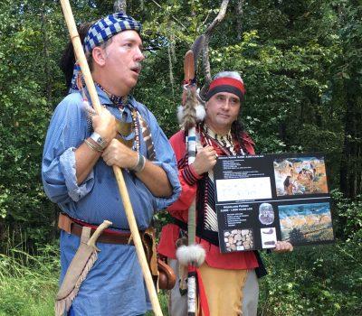 Historical Walking Tours - Native American Lifeway...