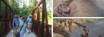 Guided Historical Walking Tour - Fort Congaree &am...