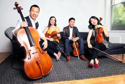 Parker Quartet Family Concert