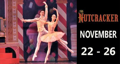 Ann Brodie's Carolina Ballet presents the Nutcrack...