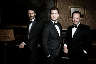 Celtic Tenors at Sumter Opera House