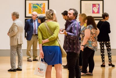 Artist Salon: Poetry in the Galleries